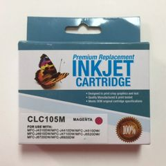 Compatible Brother LC105M Magenta Inkjet Cartridge