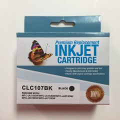 Compatible Brother LC107BK Black Inkjet Cartridge