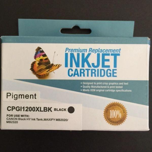 Compatible Canon PGI-1200XL (9183B001) Black Inkjet Cartridge
