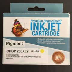 Compatible Canon PGI-1200XL (9198B001) Yellow Inkjet Cartridge