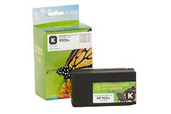 Remanufactured HP 952XL (F6U19AN) Black Inkjet Cartridge