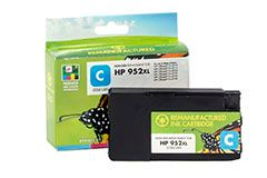 Remanufactured HP 952XL (L0S61AN) Cyan Inkjet Cartridge