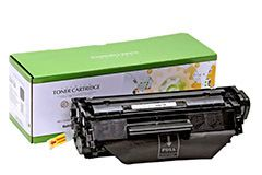 Compatible HP 12A (Q2612A) Black Toner Cartridge