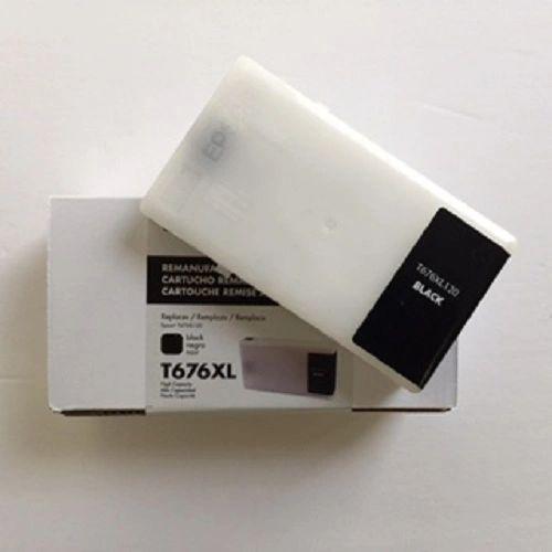 Remanufactured Epson T676XL120 Inkjet Black