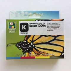 Remanufactured Epson T200XL120 Inkjet Cartridge Black