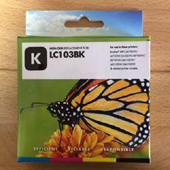 Compatible Brother LC103BK Black Inkjet Cartridge
