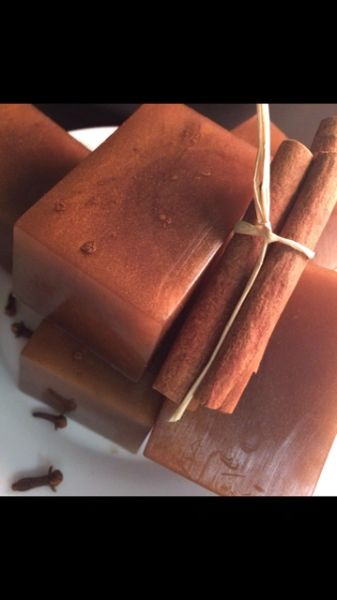 Cinnamon Clove Bar