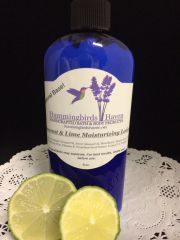 Coconut Lime Moisturizing Lotion
