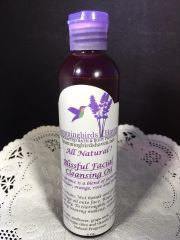 Natural Blissful Facial Cleansing Oil