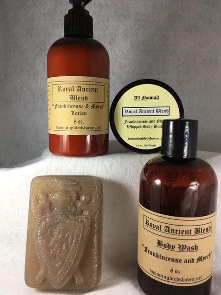 Royal Ancient Blend - Frankincense & Myrrh