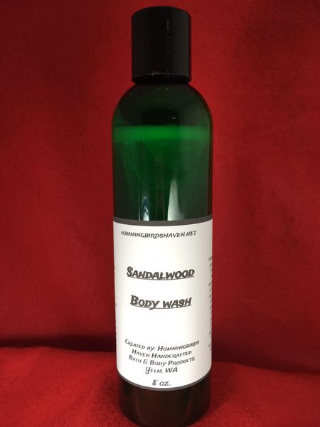Sandalwood Body Wash