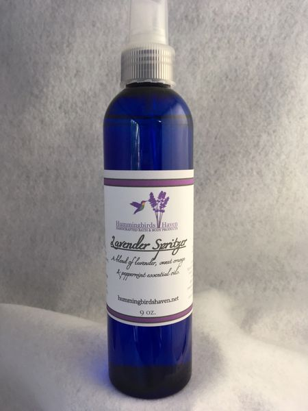 Aromatherapy Spritzers
