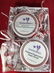 Peppermint Gift Set
