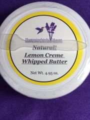 Lemon Creme Butter, Scrub & Gift Boxes