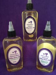 "Nourishing Hair Oils-""Silky Hair"""