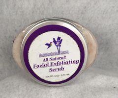 Facial Exfoliating Scrub