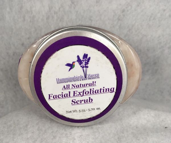 Facial Exfoliating Scrub