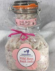 Wild Rose Bath Salts