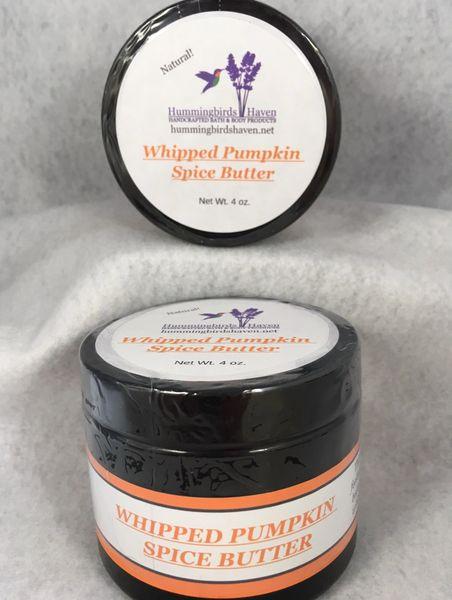 Whipped Pumpkin Spice Butter