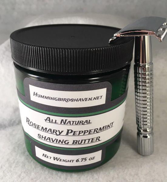 Rosemary & Peppermint Shaving Butter