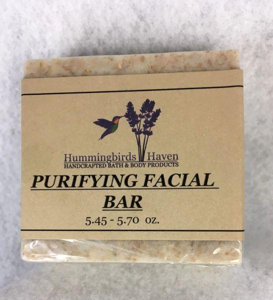 Purifying Facial Bar