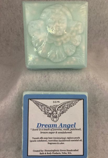Dream Angel Bar Soap
