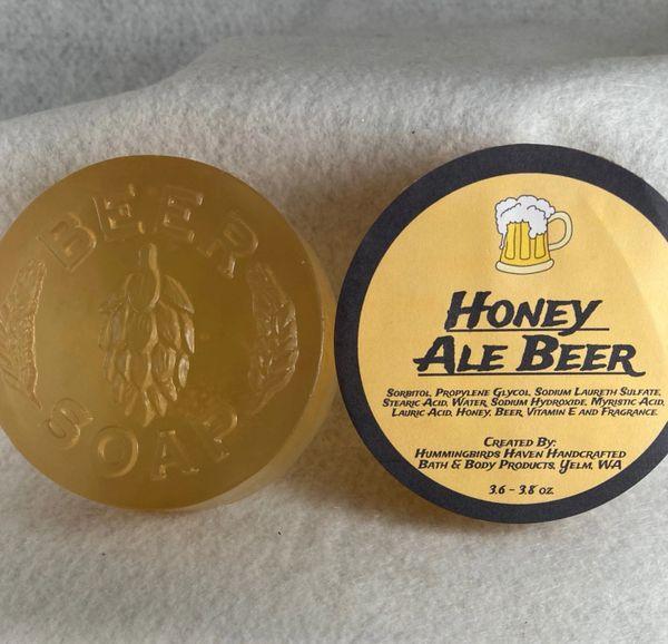 Honey Ale Beer Soap