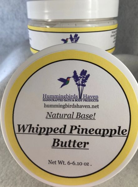 Whipped Pineapple Butter