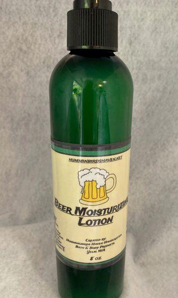 Beer Moisturizing Lotion