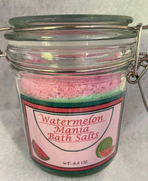 Watermelon Mania Bath Salts