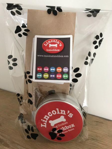 Treats & Balm Gift pack