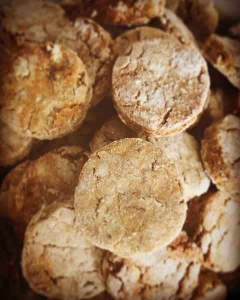 Coconut & Kelp Cookies - Gluten free