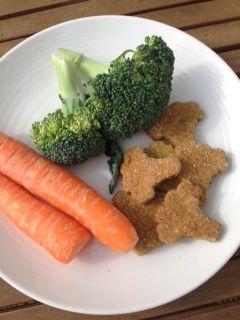 Carrot & Broccoli Cookies