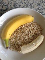 Banana & Oat (Energising) Cookies