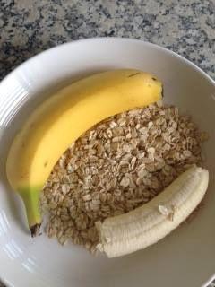 Banana & Oat Cookies - Gluten free