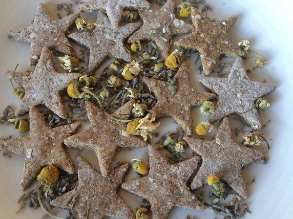 Camomile & Lavender Cookies - Large bag