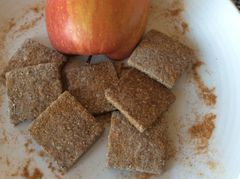Apple & Rosehip (Boosting) Cookies