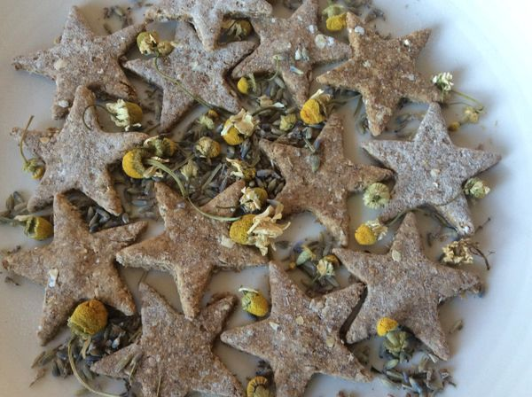 Camomile & Lavender Cookies