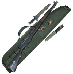 Rifle Case - Soft Sided - Sized for M1 Garand Length Rifles