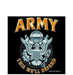 """T-Shirt Army """"This We'll Defend"""""""
