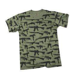 T-Shirts Firearms