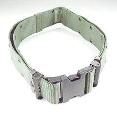 Individual Equipment Belt, Green - USGI New