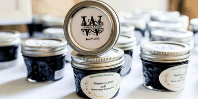 buy jams and wedding favors near columbus ohio at bloomfield meadows berry farm and fresh market