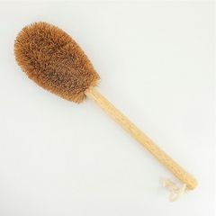 Lymphatic Dry Skin Brush with Handle