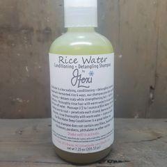 Rice Water Conditioning + Detangling Shampoo