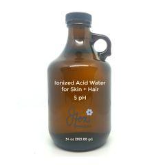 Ionized Acid Water - 34 oz
