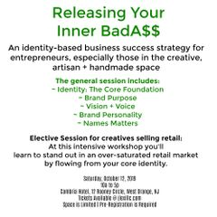 Releasing Your Inner BadA$$ II: Identity-Based Business Success Strategy