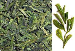 Shi Feng Long Jing A 50 gr (Green Tea)