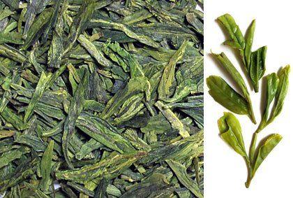 Shi Feng Long Jing A 100 gr (Green Tea)