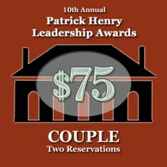 $75 Couples ticket
